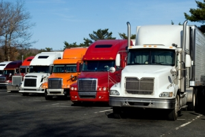 Job seekers for the trucking industry come from several sources. Transportation job boards and trucking schools provide job candidates.